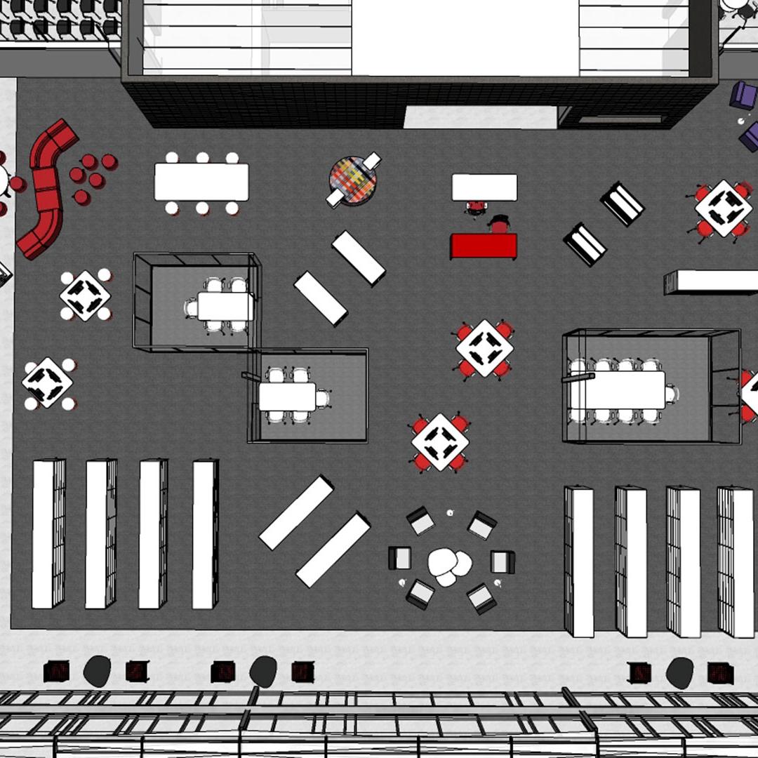 white baux library Asante Interiors FFE 002 FLOOR PLAN 1080x1080 Work