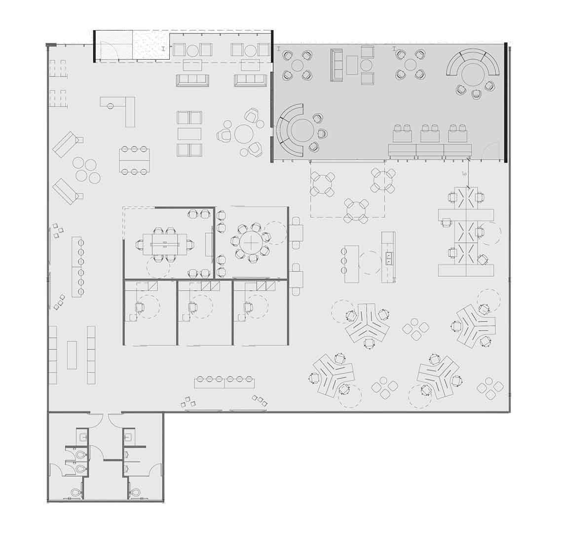 The Hub HYBRID Layout PARK CENTRAL